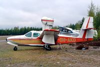 OH-AKD @ EFHV - Lake LA-4-200 Buccaneer [592] Hyvinkaa~OH 18/05/2003