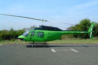 EI-BIJ - Agusta-Bell AB.206B Jet Ranger II [8432] (Celtic Helicopters) Dublin-Knocksedan Heliport~EI 23/04/2003