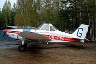 OH-PPG @ EFHV - Piper PA-36-300 Pawnee Brave [36-7560005] Hyvinkaa~OH 18/05/2003