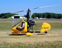 G-BXAC @ EGBP - Rotary Air Force RAF-2000 GTX-SE [PFA G/13-1279] Kemble~G 13/07/2003