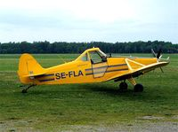 SE-FLA @ ESSC - Piper PA-25-260 Pawnee C [25-4487] Eskilstuna-Ekeby~SE 30/05/2002