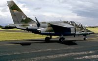 40 47 @ ETSF - taxying to the flightline
