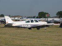 D-EKJH @ KOSH - taxing in the camp grounds at EAA2012 - by steveowen