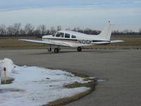 N101GN @ KOXI - Preparing to depart RWY 18 at Knox, Indiana - by Bob Simmermon