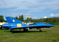 35540 @ ESCF - Saab J.35J Draken [35540] Linkoping-Malmen~SE 31/05/2002. - by Ray Barber