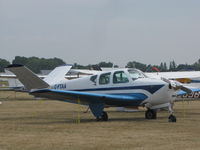 C-FTAA @ KOSH - parked at Oshkosh - by steveowen