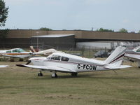 C-FCOW @ KOSH - Parked at Oshkosh - by steveowen