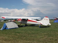 C-FYRT @ KOSH - Camp grounds at Oshkosh - by steveowen