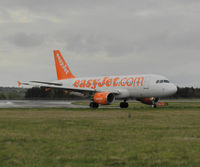 G-EZNC @ EGPH - Easy 945U Arrives at EDI From MAD - by Mike stanners