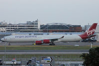 G-VRED @ EGLL - Taxiing