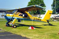 D-EWRM @ EDAN - PZL-Okecie PZL-104 Wilga 35A [118392] Neustadt-Glewe~D 18/05/1998 - by Ray Barber
