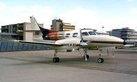 D-IBBB @ EHAM - Swearingen SA.226T Merlin IIIB [T-293] Schiphol~PH 11/06/1986 - by Ray Barber