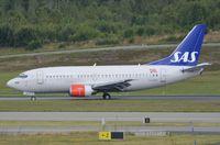 LN-BRX @ ESSA - SAS B735 just landed - by FerryPNL