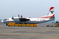 B-3480 @ GHN - Xian Y-7 100 [06709] (CAAC Flying College) Chengdu-Guanghan~B 20/10/2006 - by Ray Barber