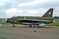 XN730 @ EDBG - English Electric Lightning F.2A [95107] (RAF) Berlin-Gatow~D 15/05/2004