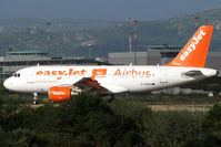 G-EZBR @ LIEO - 100th Airbus for Easyjet - by BTT