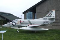 149996 - Douglas A-4E Skyhawk at the Evergreen Aviation & Space Museum, McMinnville OR - by Ingo Warnecke