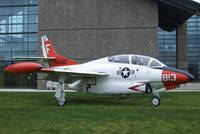 158312 - North American (Rockwell) T-2C Buckeye at the Evergreen Aviation & Space Museum, McMinnville OR - by Ingo Warnecke