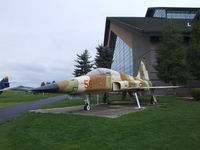 74-1556 - Northrop F-5E Tiger II at the Evergreen Aviation & Space Museum, McMinnville OR - by Ingo Warnecke