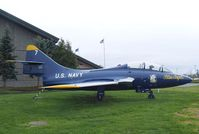 146417 - Grumman TF-9J Cougar at the Evergreen Aviation & Space Museum, McMinnville OR - by Ingo Warnecke