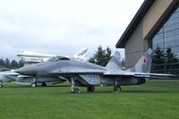 041 - Mikoyan i Gurevich MiG-29 FULCRUM at the Evergreen Aviation & Space Museum, McMinnville OR - by Ingo Warnecke