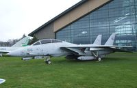 164343 - Grumman F-14D Tomcat at the Evergreen Aviation & Space Museum, McMinnville OR - by Ingo Warnecke