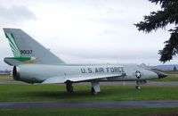 59-0137 - Convair F-106A Delta Dart at the Evergreen Aviation & Space Museum, McMinnville OR - by Ingo Warnecke
