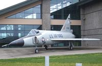 56-1368 - Convair F-102A Delta Dagger at the Evergreen Aviation & Space Museum, McMinnville OR - by Ingo Warnecke