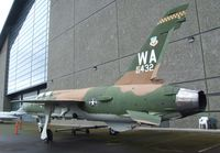 62-4432 - Republic F-105G Thunderchief at the Evergreen Aviation & Space Museum, McMinnville OR - by Ingo Warnecke