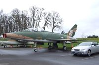 56-3832 - North American QF-100F Super Sabre at the Evergreen Aviation & Space Museum, McMinnville OR - by Ingo Warnecke