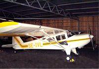 SE-IVL @ ESSU - Taylorcraft F-21B [F-1513] Eskilstuna~SE 30/05/2002