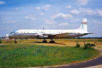HA-MOA @ LHBP - Ilyushin Il-18 [180001903] (Malev) Budapest-Feriheghy~HA 15/06/1996