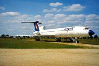HA-LCG @ LHBP - Tupolev Tu-154B-2 [75A-127] (Malev) Budapest-Feriheghy~HA 15/06/1996