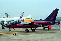D-IBDM @ EDDB - Dassault-Dornier Alpha Jet [0130] Schonefeld~D 06/05/2002 - by Ray Barber