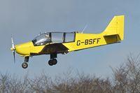 G-BSFF @ EGHL - 1978 Robin DR-400-180R Remorqueur, c/n: 1295 at Lasham