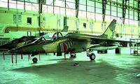 15237 @ LPBJ - Dassault-Dornier Alpha Jet A [0108] (Portuguese AF) Beja~CS 05/05/2000 - by Ray Barber