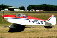 F-PECQ @ EGBP - Nicollier HN.434 Super Menestrel  [02] Kemble~G 13/07/2003 - by Ray Barber