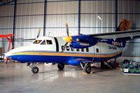 3D-GAM @ FAVV - LET L-410UVP Turbolet [851423] Vereeniging~ZS 10/10/2003 - by Ray Barber