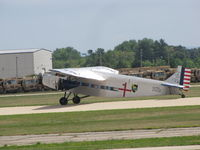 N8419 @ KOSH - landing at Oshkosh - by steveowen