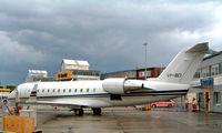 VP-BCI @ EDDB - Canadair Challenger 800 [7351] Berlin-Schonefeld~D 19/05/2006