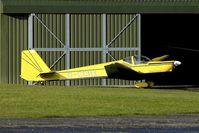 G-CCHX @ EGHL - 2003 Scheibe SF-25C Falke, c/n: 44694 at Lasham Gliding