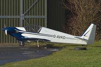 G-AVKD @ EGHL - 1967 Sportavia-Putzer Fournier RF-4D, c/n: 4024 at Lasham