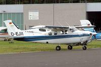 D-EJII @ EDAZ - Cessna P.210N Pressurized Centurion [P210-00823] Schonhagen~D 19/05/2006 - by Ray Barber