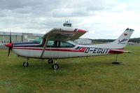 D-EGUT @ EDAZ - Cessna TR.182 Turbo Skylane RG II [R182-00668] Schonhagen~D 19/05/2006 - by Ray Barber