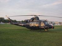 C-FYZP @ KOSH - CANADIAN GOVT HELICOPTOR - by steveowen
