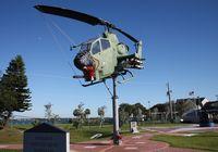 68-17023 - AH-1 Cobra near Cocoa Beach - by Florida Metal
