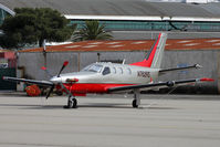 N762RS @ LFKJ - Parked