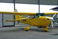 D-EGFM @ EDAZ - R/Cessna FR.172H Rocket [0277] Schonhagen~D 19/05/2006 - by Ray Barber