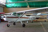 D-ETKD @ EDBK - Cessna 152 II [152-85609] Kyritz~D 20/05/2006 - by Ray Barber