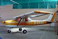 D-EKKG @ EDBK - R/Cessna F.150K [0616] Kyritz~D 20/05/2006 - by Ray Barber